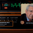 Entrevista a Héctor Polino por Rafael de Martino en Radio Argentina 89.3 Resistencia Chaco