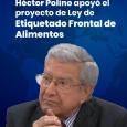 Héctor Polino apoyó el Proyecto de Ley de Etiquetado Frontal de Alimentos. Héctor Polino fue entrevistado en el programa Al Final de Todo por radio LU5 de la Provincia de […]